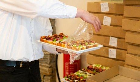 Chef à domicile et service traiteurpour la livraison des plats à Cannes