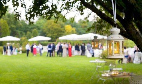 Cocktail, buffet ou garden-party en livraison pour mariage Cannes